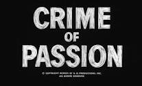 CRIME OF PASSION: Murder You Can Get Away With by Adeyemi Oshunrinade (1/2)