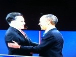 ABSOLUTE KNOCKOUT, MITT ROMNEY OFF BALANCE ON FOREIGN POLICY (3/3)