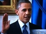THE INAUGURAL, OBAMA TAKES OATH FOR SECOND TERM (1/2)