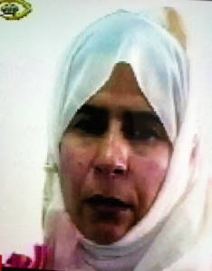 Convicted Terrorist Sajida Rishawi
