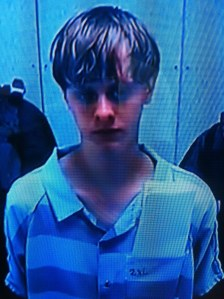 Accused Killer Dylan Roof